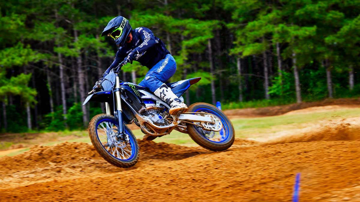 Yamaha Offroad Competition